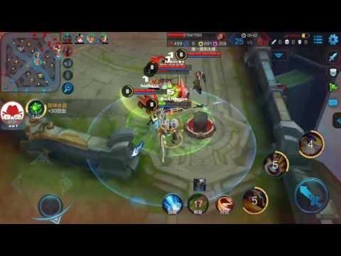 King of Glory Xiuan Yu (Neyse Artık) Gameplay