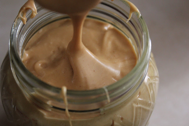 Amish Church Peanut Butter Spread