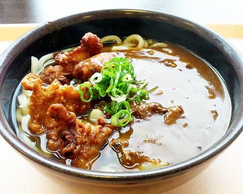 Curry Karaage Udon