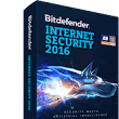 100% OFF sale: FREE Bitdefender Internet Security 2016 (save $30)
