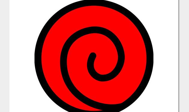 Uzumaki Symbol