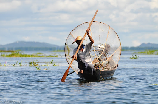 Inle Lake, un lac photogénique