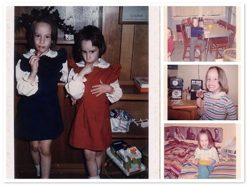 Eating in 1972