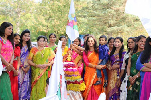 TDF Canada Bathukamma Celebrations 2017 – A Grand success | Mission Telangana