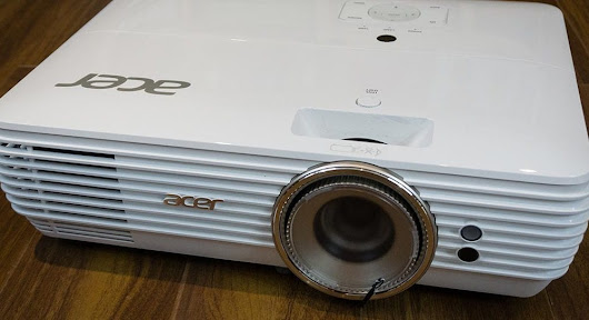 Acer V7850 review: A solid 4K HDR projector for entertainment and gaming