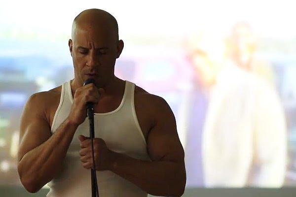 Video: Vin Diesel Sings Tove Lo's 'Habits' in Honor of Paul Walker