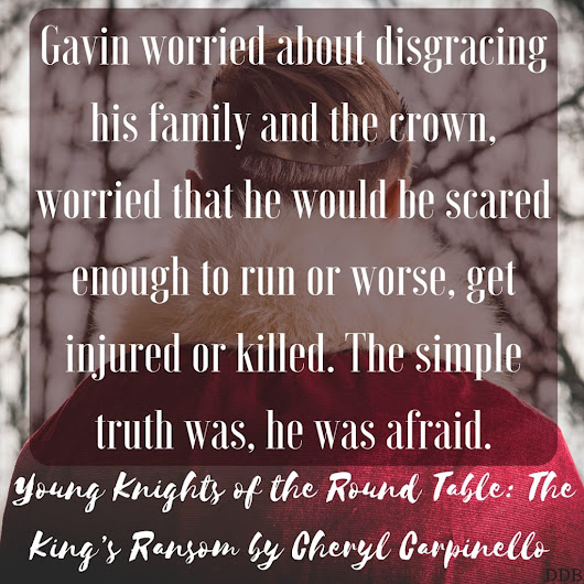 The King's Ransom, by Cheryl Carpinello - Mami Tales