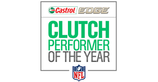 Castrol EDGE Clutch Performer of the Year #NFLClutch