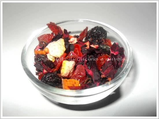 tisana ai frutti esotici