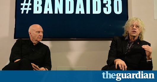 Band Aid 30: clumsy, patronising and wrong in so many ways | World news | The Guardian