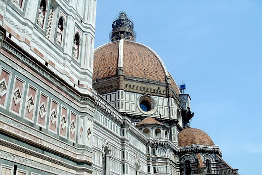 Spring Vacation in Florence. Italy