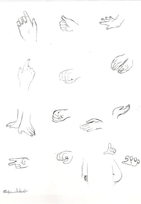 draw anime   draw manga hands  antoniomck