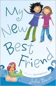My New Best Friend by Julie Bowe: Book Cover