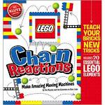 Klutz K570330 Lego Chain Reactions Book Kit