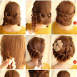 Linda's Fashion World — DIY hairstyles for Autumn & Winter