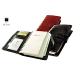Raika SF 207 BLK Pocket Planner - Black