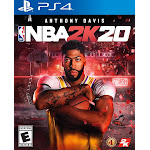 NBA 2K20 [PS4 Game]