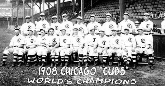 How Long Has It Been Since The Chicago Cubs Won A World Series?