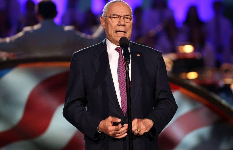 <p>La diffusion des échanges entre la candidate démocrate et son prédécesseur républicain Colin Powell montre que lui aussi n'était guère au fait des questions relatives à la sécurité de ses échanges électroniques.</p>