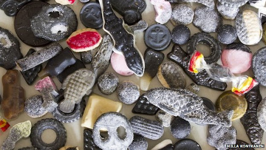 Salty liquorice: The not-so-sweet sweet