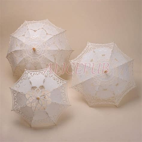 Wedding Parasol Umbrella, Bridal Shower Umbrella