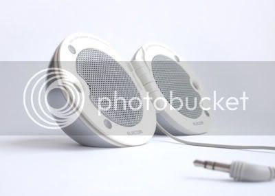 ELECOM CO. LTD: Compact Passive Speaker 2