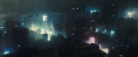 BLADE RUNNER has a making of featurette that will make you drool
