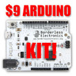$9 ARDUINO Compatible STARTER KIT - Anyone can learn Electronics