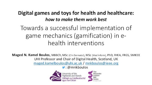 Towards a successful implementation of game mechanics (gamification) …