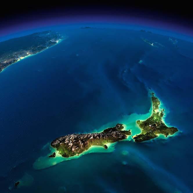 Εκπληκτικές νυχτερινές εικόνες της Γης (12)