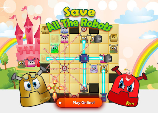 Save All The Robots - ¡Juega Online!