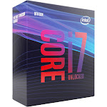 Intel Core i7-9700K 3.6 GHz 8-Core Processor - 12 MB - LGA1151 Socket - Retail