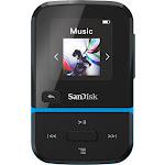 SanDisk - Clip Sport Go 16GB* MP3 Player - Blue