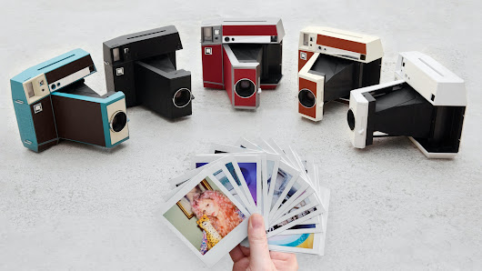 The Lomo'Instant Square Camera