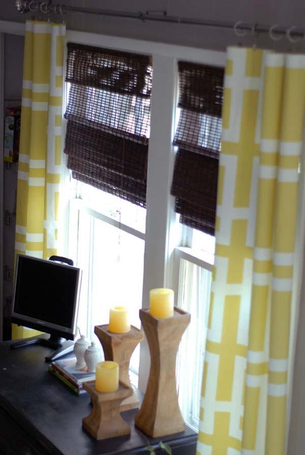 easy curtains ideas