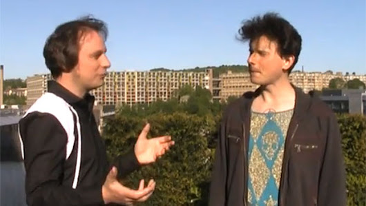 Video: Toby Goodshank interview at the Sheffield Antifolk Festival - Antifolk