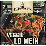 Sweet Earth: Veggie Lo Mein Entree, 9 Oz
