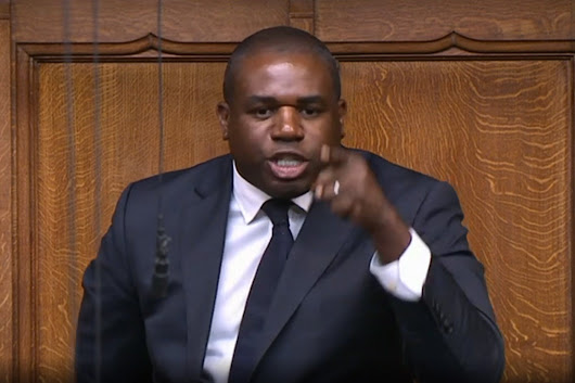 Son of Windrush-generation immigrant 'facing deportation tomorrow', says David Lammy MP | The Independent