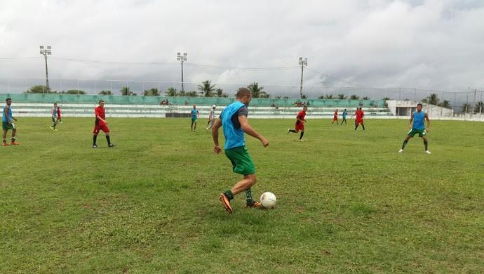 Alecrim x Atlético Potengi (Foto: Diógenes Baracho/Divulgação)