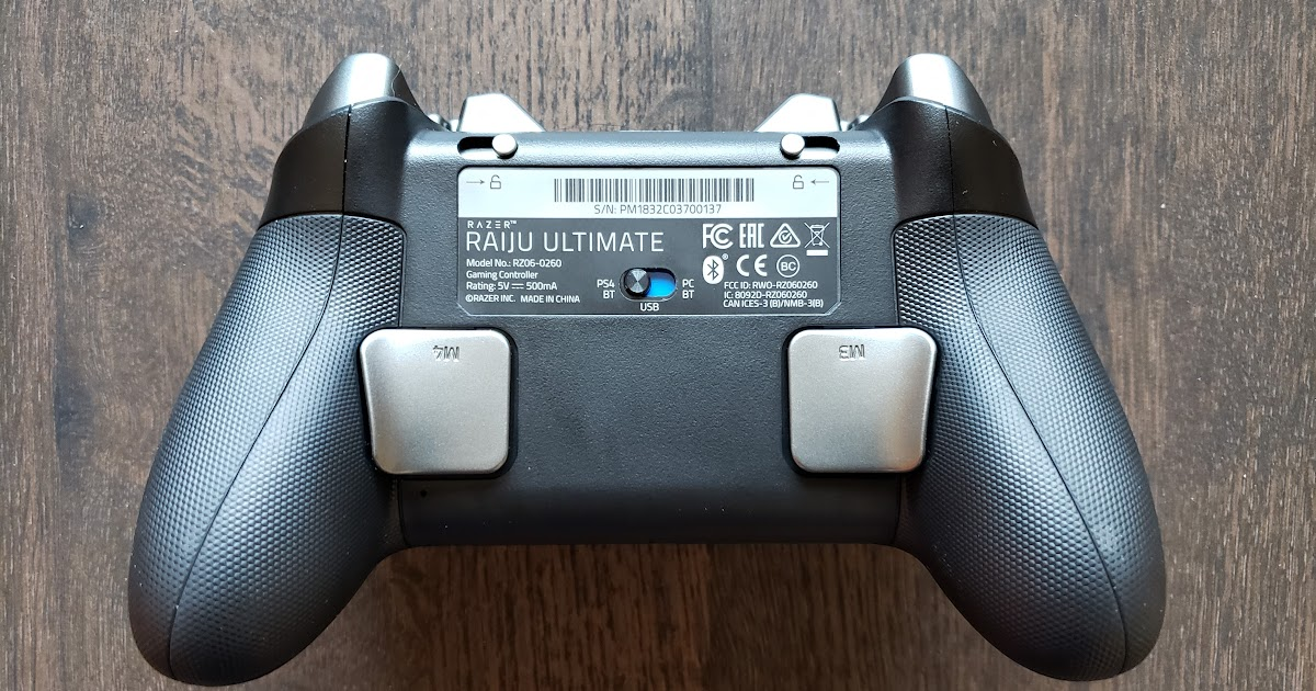 Razer Raiju Ultimate Infoniworld Power to use the abilities of raiju. razer raiju ultimate infoniworld