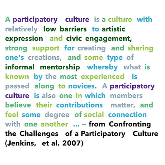 Kevin's Meandering Mind | Book Review: Participatory Culture in a Networked Era