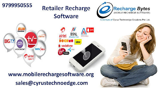 Make your Business with Online Recharge Software