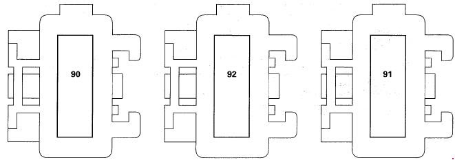 2004 Acura Mdx Fuse Box Diagram