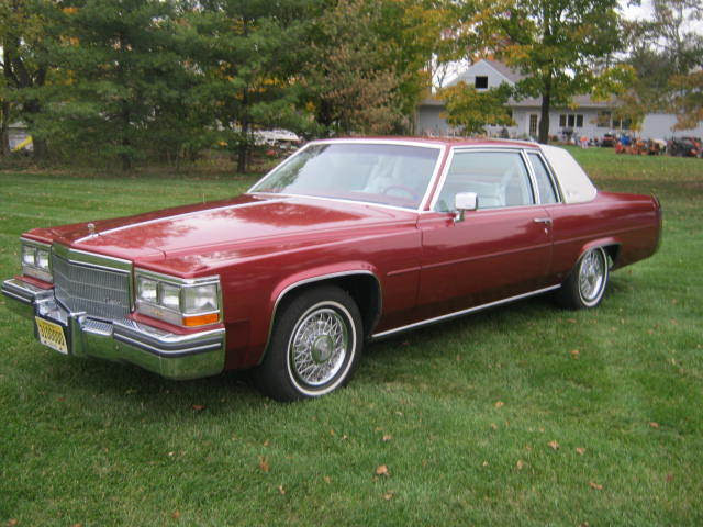 1985 Cadillac Coupe DeVille - Only 10,500 miles - Low ...