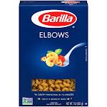 Barilla Classic Blue Box Pasta Elbows 16 oz