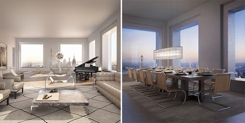 The penthouse at 432 Park Avenue, asking $76.5M, has found a buyer.  #newyork #realestate #newyorkrealestate...