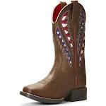 Kid's 10027304 Ariat Quickdraw VentTEK Western Boots