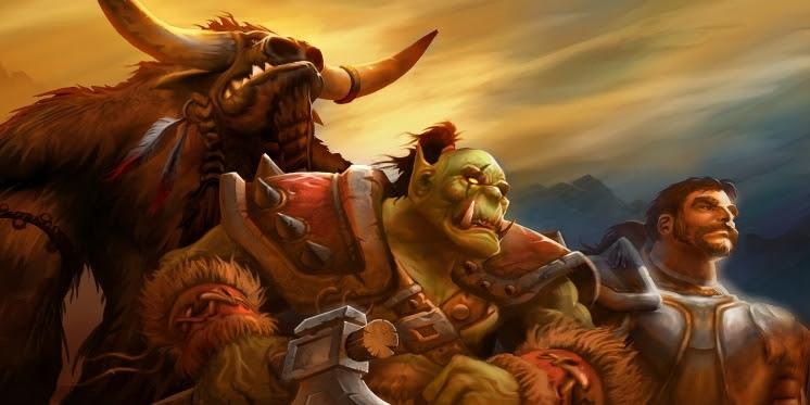 World Of Warcraft Es War Nicht Alles Rosig In Vanilla
