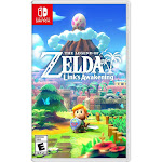 The Legend of Zelda Link's Awakening [Switch Game] - English, French, Spanish