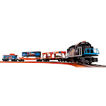 Lionel Trains Hot Wheels LionChief Ready to Run Train Set with Bluetooth Control by VM Express